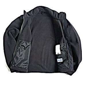 ロンドン警視庁放出 ポーラテックフリースジャケット ブラック未使用デットストック 《90-167》