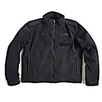 ロンドン警視庁放出 ポーラテックフリースジャケット ブラック未使用デットストック 《105-167》