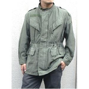 ベルギー軍放出 コンバットジャケット 【中古】 オリーブ《1( M相当)》