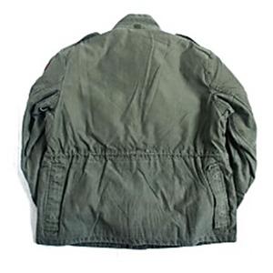 ベルギー軍放出 コンバットジャケット 【中古】 オリーブ《2( L相当)》