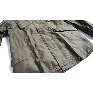 オランド軍放出 NATOジャケット未使用デットストック オリーブ L相当