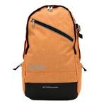 ドイツブランド Mobus(モーブス) PCポケット完備B4サイズビジネスライクバッグバッグ オレンジ