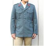 スイス軍放出 ウールジャケット グレー 【中古】 《 M相当》