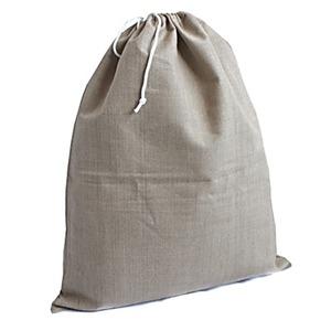 イタリア軍放出 ランドリーバッグ リネン未使用デットストック - 拡大画像