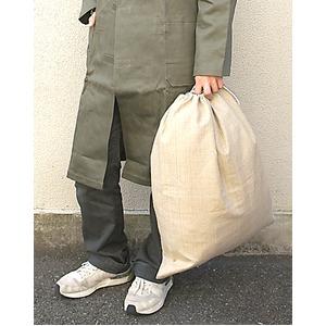 イタリア軍放出 ランドリーバッグ リネン未使用デットストック