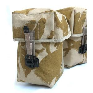 イギリス軍放出ウォーターボトルポーチデザートDPM未使用デットストック