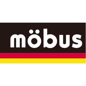 ドイツブランドmobus本格ミリタリーを意識したトップオープンリュック ネイビー
