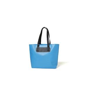 GERRY超軽量完全防水バケツ代わりにもなるトートバッグ ブルー