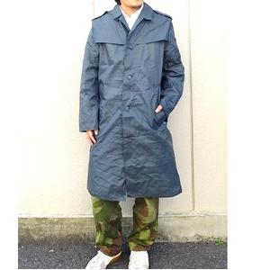 スイス軍放出レインコートグリーン【中古】 48
