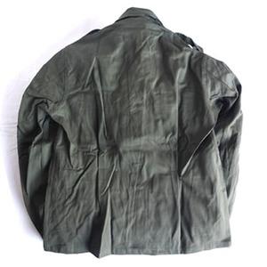 ベルーギー軍放出フィールドシャツ未使用デットストック オリーブ 48