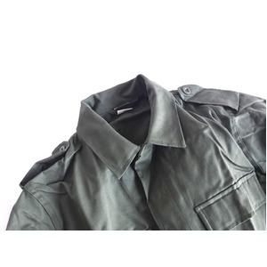 ベルーギー軍放出フィールドシャツ未使用デットストック オリーブ 50