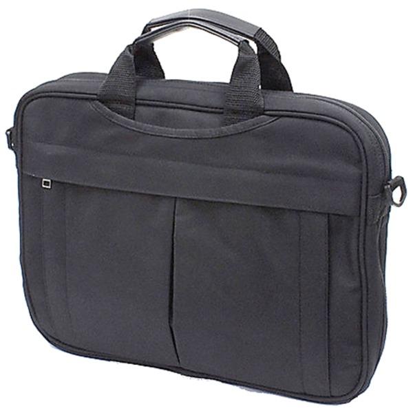 A4サイズ対応2WAYビジネスバッグ  ブラックf00