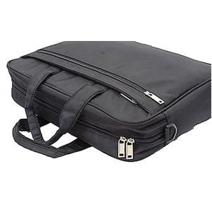 B4サイズ対応2WAYビジネスバッグ  ブラック h03