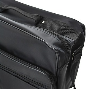 A4サイズ対応2WAYビジネスバッグ  ブラック