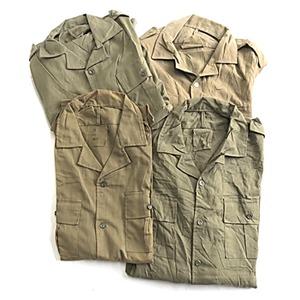 ルーマニア軍放出フィールドシャツデットストック...の紹介画像6
