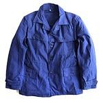 セルビア軍放出ワークジャケット中古 ネイビー 50サイズ
