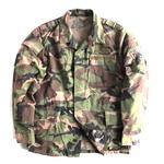 スロバキア軍放出M97カモフラージュジャケット【中古】 (47サイズ)の画像