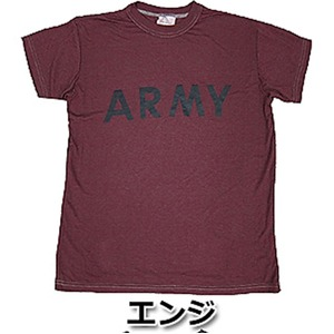 USタイプARMYオバーダイTシャツ  L  オバーダイエンジ