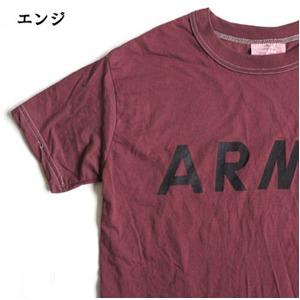 USタイプARMYオバーダイTシャツ S オバーダイエンジ