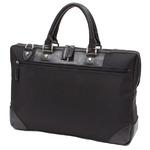 軽量ビジネスバッグ ブリーフケース A4サイズ対応  ブラックの画像