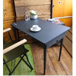 USタイプ 折り畳み式野戦フォールディングテーブルウッドレプリカ