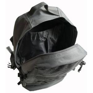 米軍 モール対応防水布使用アサルトリュックサック BR051YN コヨーテブラウン 【 レプリカ 】