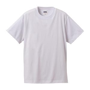 6.2オンスヘビーウェイト,型崩れしない透けないTシャツ同色4枚セット ホワイト S