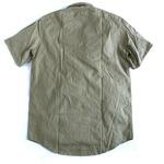 ルーマニア軍放出 フィールドビンテージシャツ未使用デットストック 《44S相当》