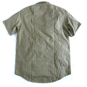 ルーマニア軍放出 フィールドビンテージシャツ未使用デットストック 《46M相当》
