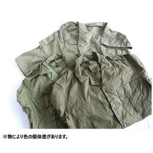 ルーマニア軍放出 フィールドビンテージシャツ未使用デットストック 《48L相当》