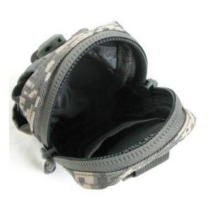 多機能 MO LLEバッグ 対応防水布使用ポーチ BP061YN マルチ f05