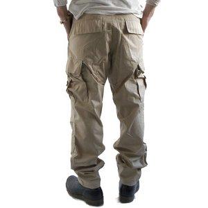 アメリカ軍 BDU カーゴパンツ /迷彩服パンツ 【XLサイズ 】 リップストップ YN521007 ウットランド 【 レプリカ 】