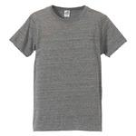 猛暑対策4.4オンスライトウェイトシャンブレー(霜降り)Tシャツ同色3枚セット ビンテージヘザー XL
