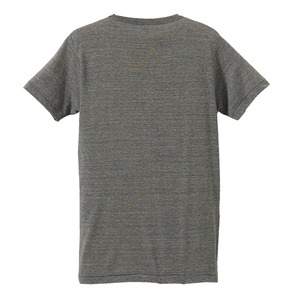 猛暑対策4.4オンスライトウェイトシャンブレー(霜降り)Tシャツ同色3枚セット ビンテージヘザー XL h02