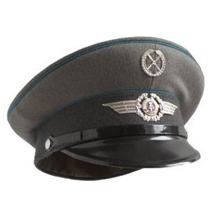 東ドイツ軍 放AF制帽未使用デットストック 57cm