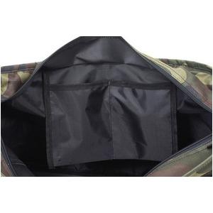 手提げの長さが最大72cm調整出来る600Dポリエステルトートバッグ 迷彩 f04