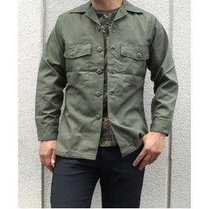 U.S軍放出.ファーティングシャツ未使用デットストック 14ハーフ
