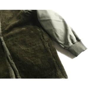 オランダ軍放出ボアライニングコート未使用デット...の紹介画像5