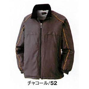 中綿入り撥水加工防寒コート チャコール M 商品画像