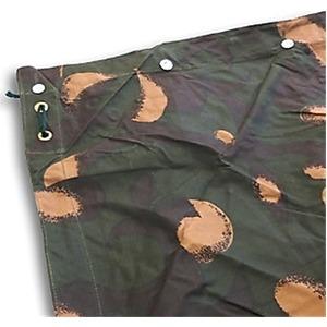 ハンガリー軍放出テントシートカモフラージュ未使用デッドストック