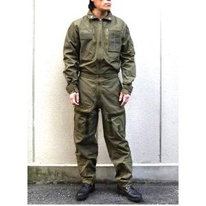 イタリア軍放出ノメックス(難燃性)フライトカバーオール未使用デットストック《48(M相当)》