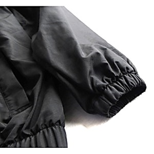 US ARMY IPFU 防風撥水加工大型リフレクタージャケットレプリカ ブラック L