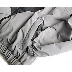US ARMY IPFU 防風撥水加工大型リフレクタージャケットレプリカ グレー M
