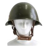 ハンガリー軍放出スチールヘルメット中古の画像