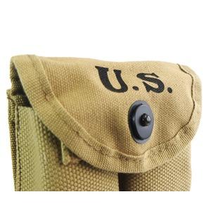 アメリカ軍M1 カービンマガジンポーチ レプリカ