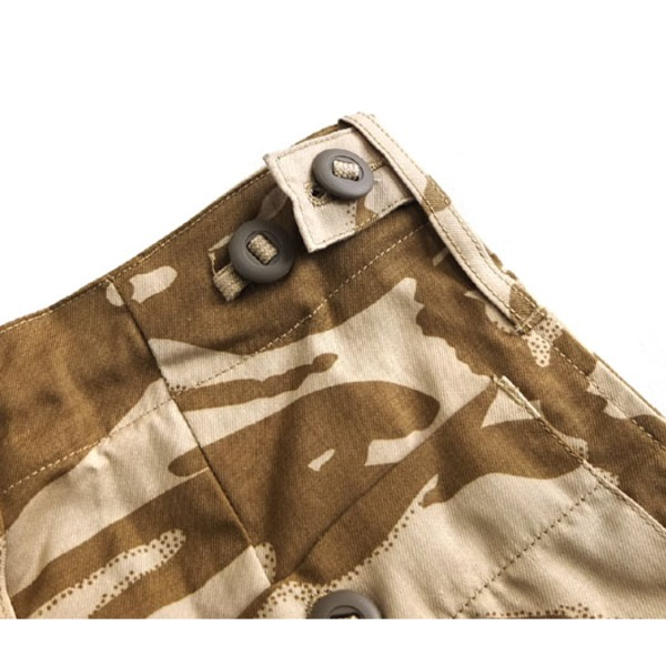 イギリス軍放出デザートDPMショートパンツ未使用デットストック 88cm