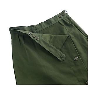 スウェーデン軍放出M59スカート未使用デットストック52(105cm)