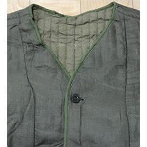 チェコ軍放出 M60中綿入りライナージャケット未使用デットストック ブラウン《M相当》