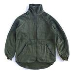 オランダ軍放出フリースジャケット未使用デットストック XL相当 オリーブ