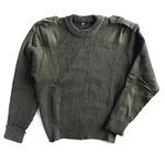 ポルトガル軍放出コマンドセーター未使用デットストック 46サイズ